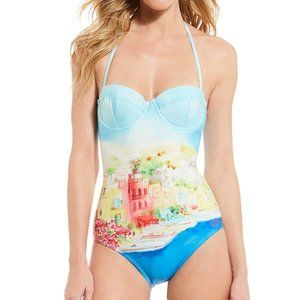 Kate Spade Ocean Grove  One Piece Swimsuit.NWT!